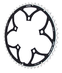 FSA Pro Road  38/52 tooth chainring set- 110bcd