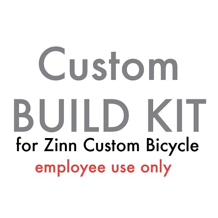 Build Kit and accessories for Zinn travel road bike