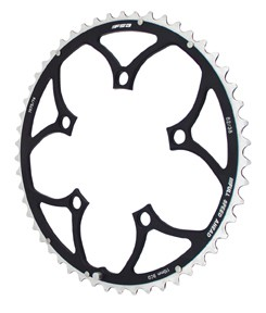 FSA Pro Road  39/53tooth chainring set- 130bcd