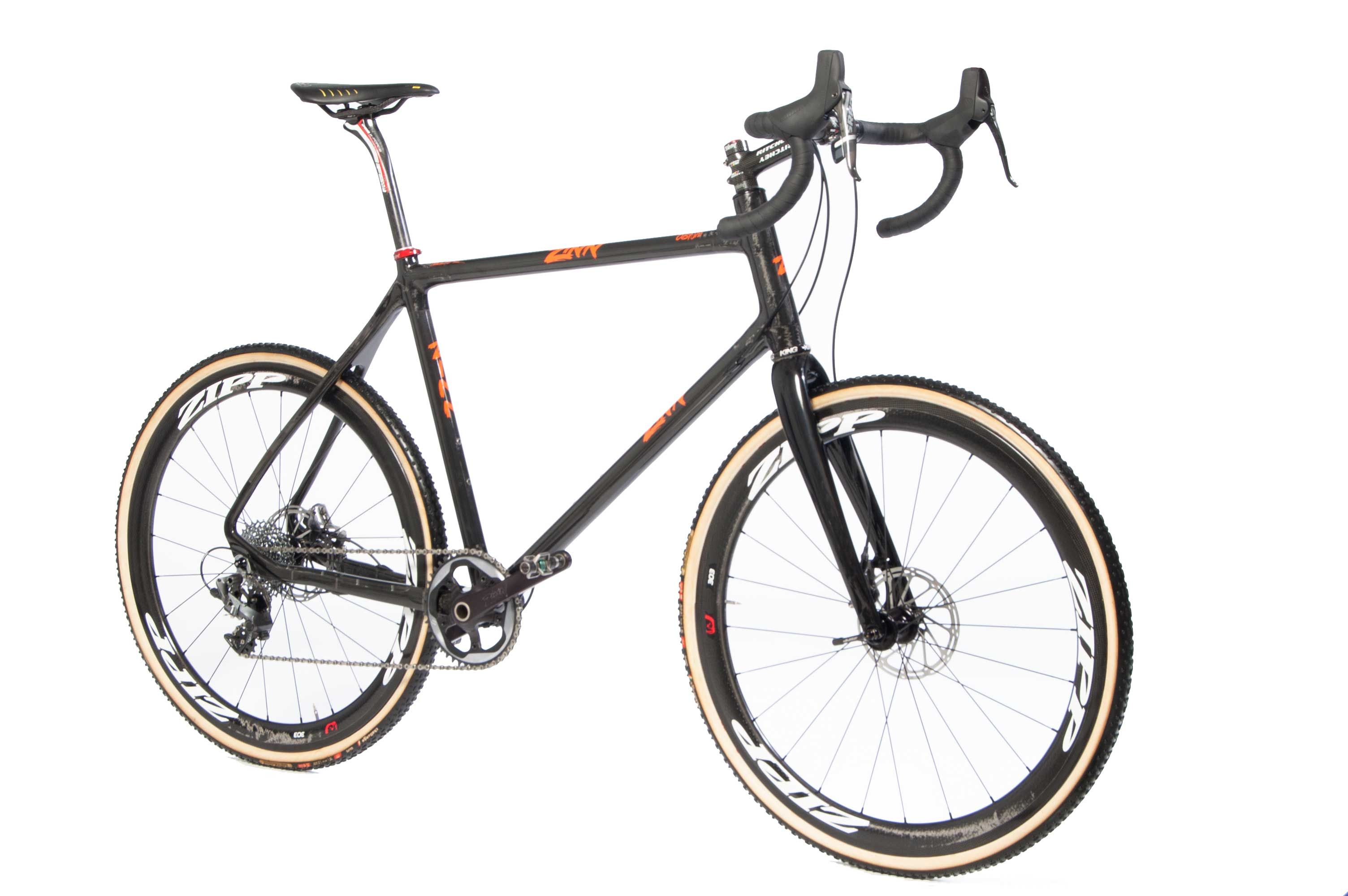 Serrai: Custom Cyclocross/Gravel bike frame - contact us for complete bike pricing