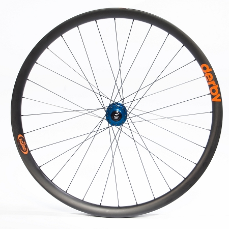 Custom Built Mountain bike wheels - Carbon - 29er