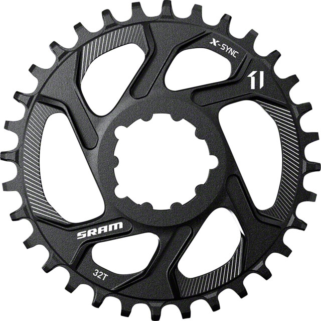 SRAM X-Sync Direct Mount Chainring 0mm Offset - CHOOSE TOOTH COUNT