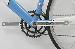 Zinn Custom Extra Long Cranks- Road
