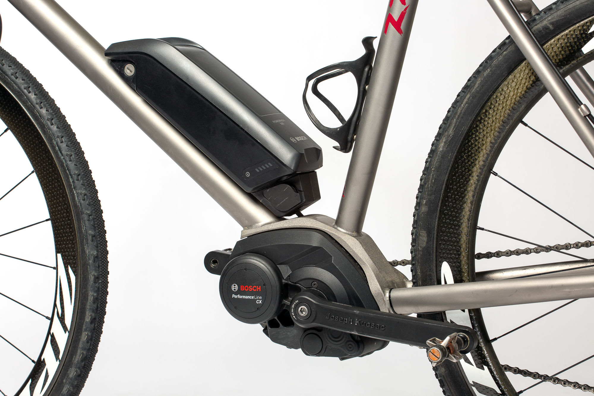 Bosch E-bike Battery Rental - 500Wh