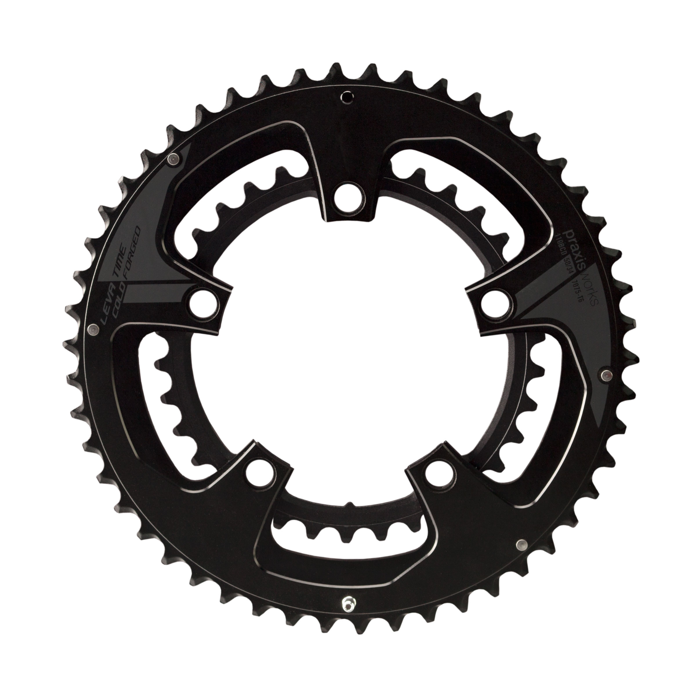 Praxis Works Buzz Compact Chainrings - 34/50