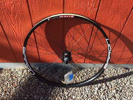 29er Stans Baron Mk3/Industry Nine Hub 12x142mm - New