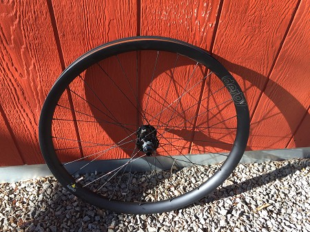29er Derby AM 40i/Industry Nine Hub 12x142mm - New