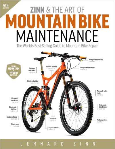 Zinn and the Art of Mountain Bike Maintenance: 6th edition